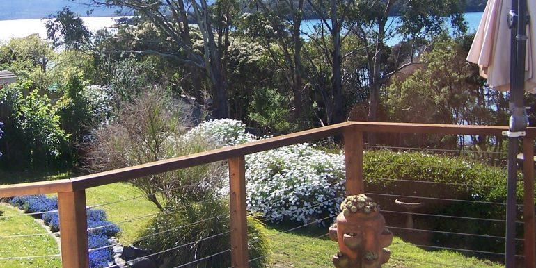 Copy garden morning